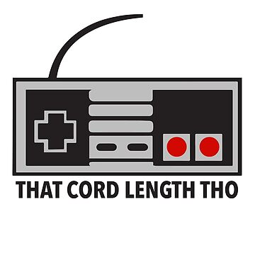 NES Nintendo Classic Edition Mini Controller Cord Length Tho by radthreads