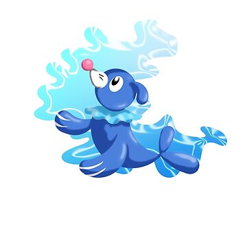 Popplio by Pyranda