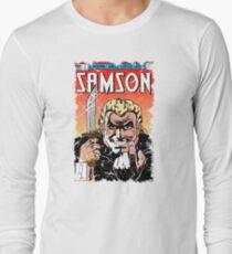 Samson Comics Long Sleeve T-Shirt