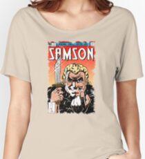 Samson Comics Women's Relaxed Fit T-Shirt