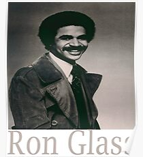 ron glass Poster