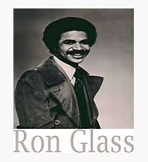 ron glass Photographic Print