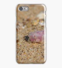 Mysterious Creatures - Beachcomber Series iPhone Case/Skin