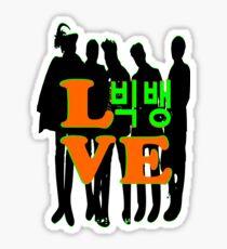 ♥♫Love KPop BigBang-BigBang Forever♪♥ Sticker