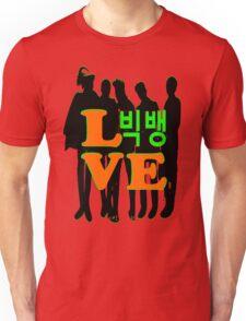 ㋡♥♫Love KPop BigBang-BibgBag Forever♪♥㋡ Unisex T-Shirt