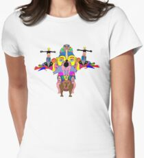 Totem Women's Fitted T-Shirt
