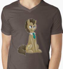 Dr Hooves  Men's V-Neck T-Shirt