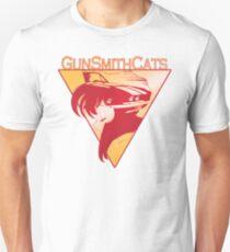 GunSmith Cats - RALLY ORANGE T-Shirt