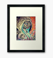 Witchcraft Ink  Framed Print