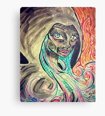 Witchcraft Ink  Metal Print