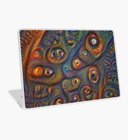 Planet Three #Deepdream Laptop Skin