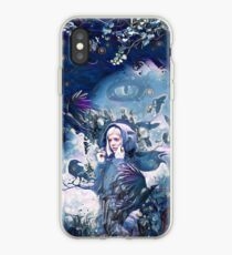 Aurora Aksnes Crows iPhone Case