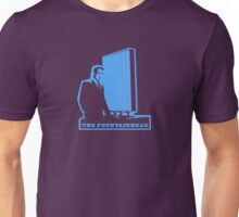The Fountainhead Blue Architecture t shirt Unisex T-Shirt