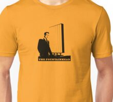 The Fountainhead Architecture t shirt Unisex T-Shirt