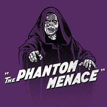 Phantom Menace by Gimetzco