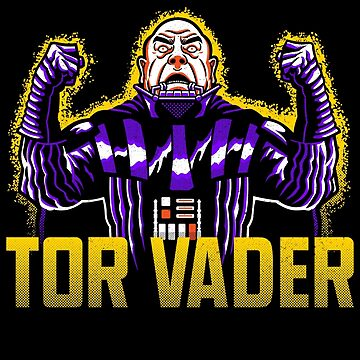 Tor Vader by Gimetzco