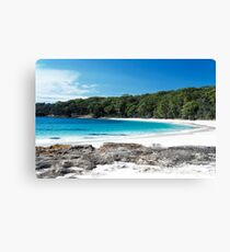 Solitude Beach Canvas Print