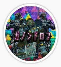 Melee Ganon Players Sticker