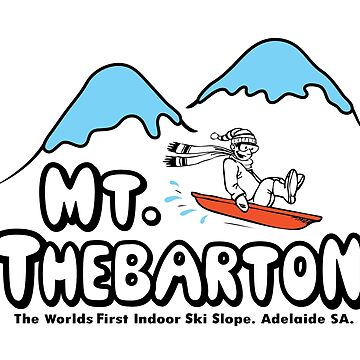 Mt Thebarton by Decibel Clothing by DecibelAdelaide
