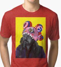 Master Murakami Tri-blend T-Shirt