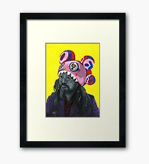 Master Murakami Framed Print