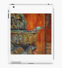 A Cool Drink by Chris Brandley iPad Case/Skin