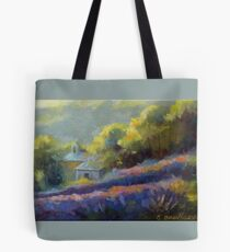 Colors of Provence by Chris Brandley Tote Bag
