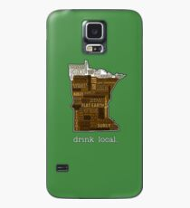 Drink Local (MN) Case/Skin for Samsung Galaxy