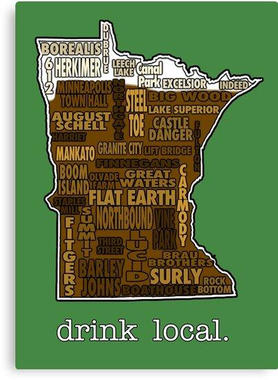 Drink Local (MN) by uncmfrtbleyeti