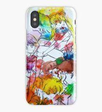 Sailor Scout Splash iPhone Case/Skin