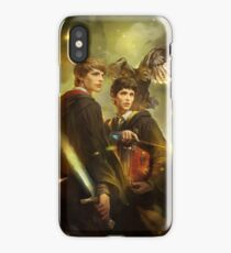 BBC Merlin: Emrys Ascending iPhone Case/Skin