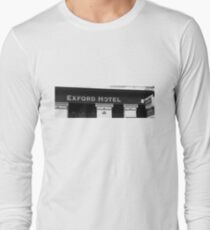 Exford Hotel Long Sleeve T-Shirt
