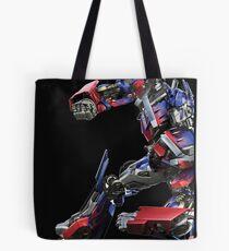 transformers optimus prime Tote Bag