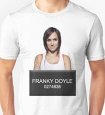 Franky Doyle from Wentworth Unisex T-Shirt