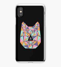 Bastille Wolf Triangle Design iPhone Case