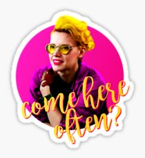 Holtzmann Sticker