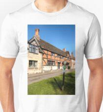 The Old Merchant's Hall, Steeple Ashton, Wiltshire, UK T-Shirt