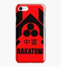 Nakatomi Tower McClane iPhone Case/Skin
