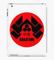 Nakatomi Tower McClane iPad Case/Skin