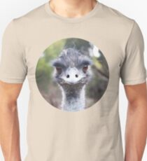 The Judging Emu - Comical Animals - Australia Unisex T-Shirt