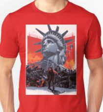 Escape From New York Unisex T-Shirt