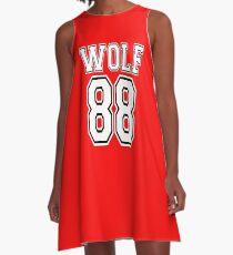 Vestido acampanado ♥ ♫ Me encanta KPop-Awesome EXO WOLF 88 ♪ ♥