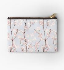 Blossom. Watercolor seamless floral pattern Studio Pouch