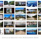 Chile & Argentina November 2016 by Austin Dean