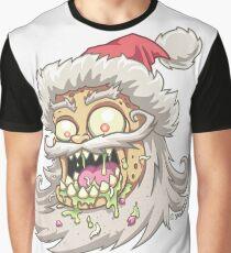 Psycho Santa Graphic T-Shirt