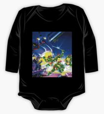 Teenage Mutant Ninja Turtles One Piece - Long Sleeve