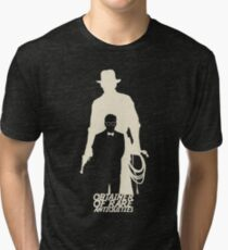 Obtainer of Rare Antiquities (light) Tri-blend T-Shirt