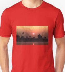 Retro Sunrise T-Shirt