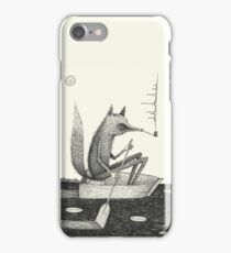 Across The Lake iPhone Case/Skin