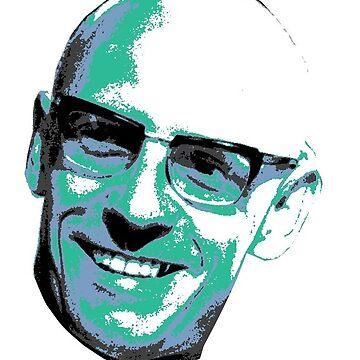 Foucault by Bulwarky